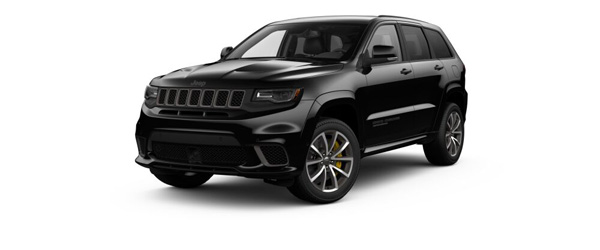 jeep grand cherokee schwarz
